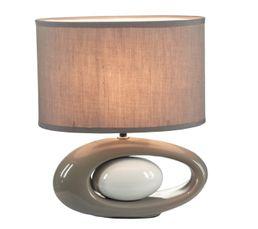 Lampes à Poser - Lampe à poser WARREN Gris