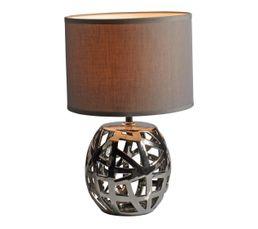 Lampes à Poser - Lampe à poser YANIS Gris
