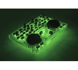 HERCULES Platine DJ DJCONTROL GLOW