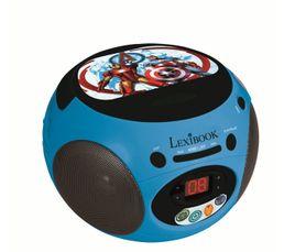 Radios Cd/k7 - Radio CD LEXIBOOK RCD102AV