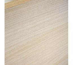 Lot de 2 tiroirs rangement GAME blanc acacia