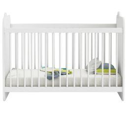 Lit bébé 60x120 cm  CELESTE