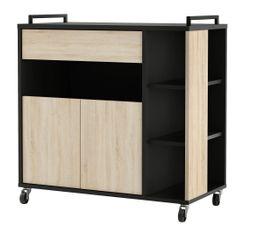 desserte de cuisine pas cher. Black Bedroom Furniture Sets. Home Design Ideas