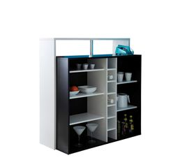 bar piano blanc et noir maison design. Black Bedroom Furniture Sets. Home Design Ideas