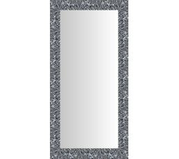 miroir mural en resine dore 80x62 cm achat vente grand