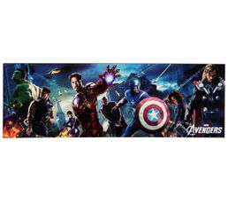 Toile 53X158 LA ADVENGERS SHEET Multicolore