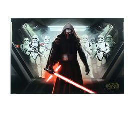 Tableau 61x91,5 cm STAR WARS Multicolor
