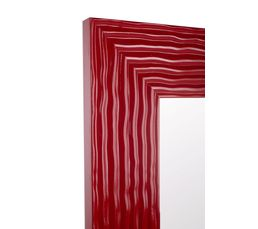 Miroir 56X156 LINI Rouge