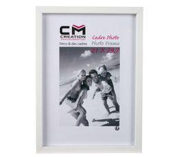 Cadre photo 21x29,7 cm CLASSY Blanc