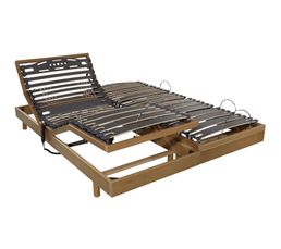 Literies Relaxation - Sommier 2 x 80 x 200 cm SIGNATURE MORPHEO