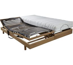 Literies Relaxation - Matelas latex 90 x 200 cm SIGNATURE MORPHEO