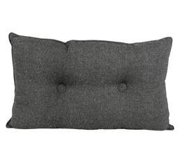 Coussin 30x50 cm FRISCO gris