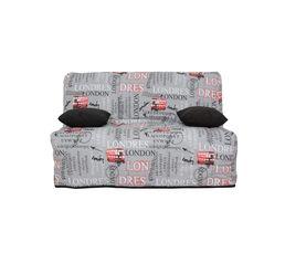 housse bz160 slyde tissu london housses but. Black Bedroom Furniture Sets. Home Design Ideas