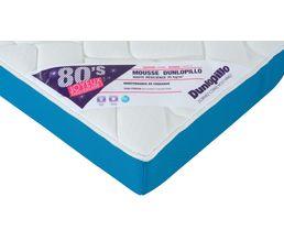 Banquette-lit BZ140 Slyde DUNLOPILLO EIGHTIES Tissu imprimé Nations