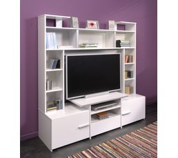 meuble tv forum 009527 blanc meubles tv but. Black Bedroom Furniture Sets. Home Design Ideas