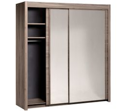 type de dressing armoire coulissante armoire et. Black Bedroom Furniture Sets. Home Design Ideas