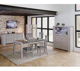 buffet 3 portes 1 tiroir malone 0614e3pt buffets but. Black Bedroom Furniture Sets. Home Design Ideas