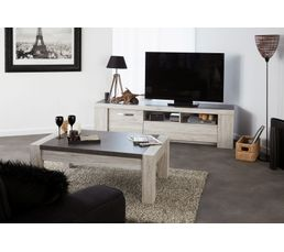 table basse l110 malone 0614tab2 tables basses but. Black Bedroom Furniture Sets. Home Design Ideas