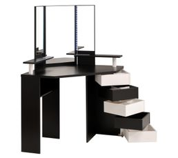commode chiffonier et coiffeuse pas cher. Black Bedroom Furniture Sets. Home Design Ideas