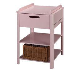 gami meuble langer b b cocoon rose. Black Bedroom Furniture Sets. Home Design Ideas