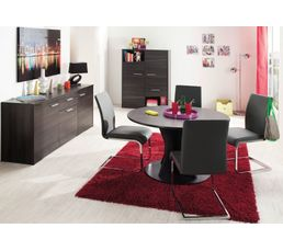 Tables - Table Ronde PALACE GRIS J28082