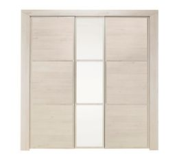SARLAT BLANCHI Armoire 3 portes H85.180