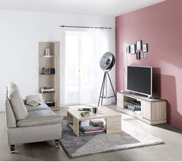 Meubles Tv - Meuble TV 1 porte 2 tiroirs ELEA 1/60335