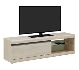 Meubles Tv - Meuble TV 1 tiroir BAROLO Pin