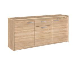 Buffet 3 portes 1 tiroir PALACE SONOMA 1J69514