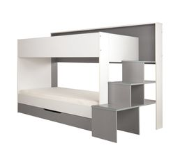 type de lit lits superpos s lit superpos et mezzanine pas cher. Black Bedroom Furniture Sets. Home Design Ideas