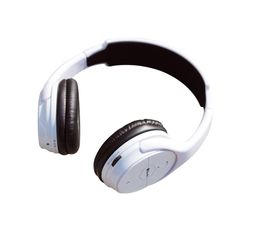 Casques - Casque bluetooth (new) BEEWI BBH102A0 Blanc