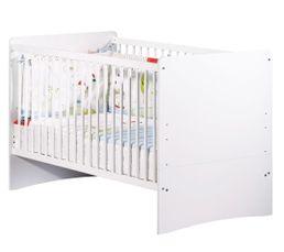 Lits - Lit bébé 70x140 cm évolutif LITTE BIG BED