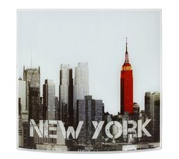 NY RED Applique