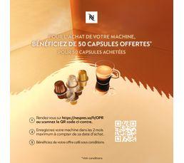 Expresso à capsule MAGIMIX 11350 Nespresso Inissia Noir