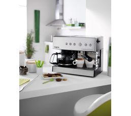 Cafeti�res & Expressos - Cafetière et expresso MAGIMIX 11423
