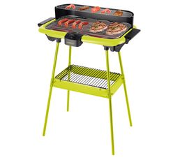 Barbecue �lectrique sur pieds DOMOCLIP DOM297V