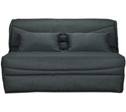banquette lit bz bali tissu chin anthracite b339 banquettes but. Black Bedroom Furniture Sets. Home Design Ideas