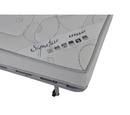 Banquette-lit BZ SIGNATURE APPARAT LATEX 160 cm sans housse