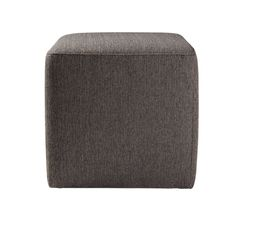 pouf nicaragua2 tissu artemis anthracite poufs poires but. Black Bedroom Furniture Sets. Home Design Ideas