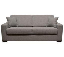 convertible 3 pl pack bultex nicaragua2 tissu artemis gris canap s but. Black Bedroom Furniture Sets. Home Design Ideas