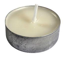 bougie  blanc