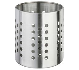 MASSIF Pot de rangement Inox