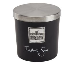 Bougeoirs Et Bougies - Bougie PM INSTANT SUCRE Noir