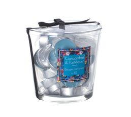 Bougies chauffe plat  Bleu