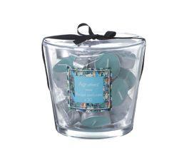 Bougies chauffe plat  Turquoise