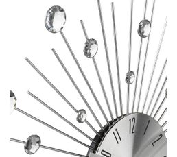 Horloge DESIGN GRAPHIQUE Transparent