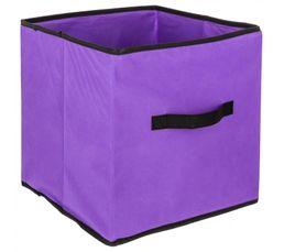Boites De Rangement - Panier 31X31X31 cm MIXN MODULE Violet