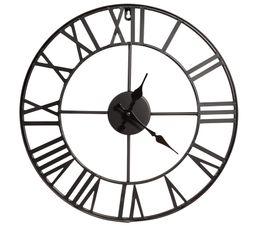 Horloge murale poser et pendule pas cher for Pendule murale industrielle