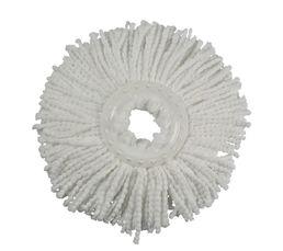 Accessoires Entretiens Des Sols - Recharge universelle balai MOP Blanc