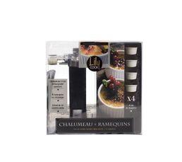 Accessoires De Cuisson - Chalumeau EASY MAKE KP5082